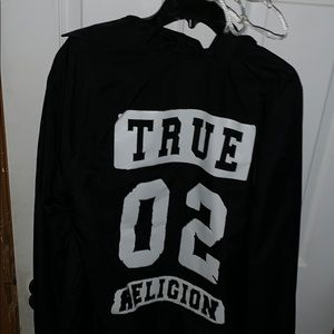 True religion windbreaker